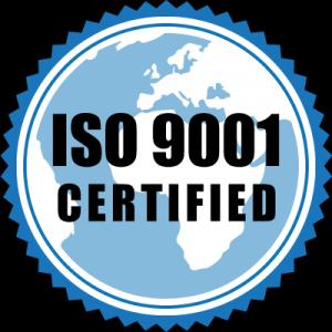 ISO 9001 Certification ISO 9001