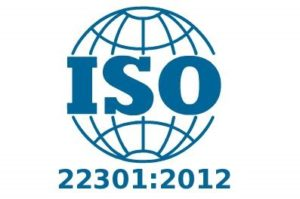 PCA ISO 22301 ISO/PAS/28001